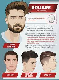 hairstyles for men with square jaws on trend men s haircuts for 2018 tlm