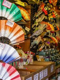japanese fans for sale japanese fans stock image image of traditional sale 71690219