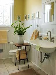Cottage Style Bathroom Ideas Colors 25 Best Farm Style Yellow Bathrooms Ideas On Pinterest Farm