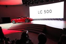 lexus lc 500 detroit 2016 lexus lc 500 luxury coupe to debut at detroit auto show and it u0027s