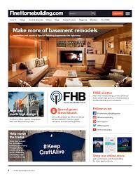 finehomebuilding fine homebuilding 267 preview calameo downloader