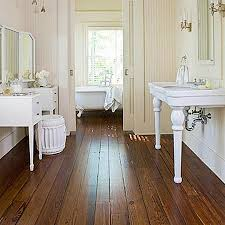 Wood Floor Bathroom Ideas Chic Wood Floor Bathroom Ideas 1000 Ideas About Wood Floor