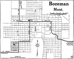 Montana Map Of Cities by Montana City Maps At Americanroads Com