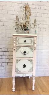 Upcycled Vanity Table Beautiful Night Table Reader Feature The Graphics Fairy