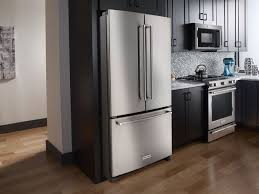 counter depth vs standard depth refrigerators