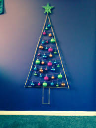Christmas Decorations Wall Tree by Christmas Tree Decoration Stay At Home Life
