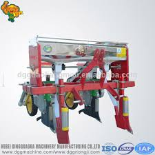2 Row Corn Planter by China Two Row Corn Seed Planter For Sale With Fertilizer Hopper