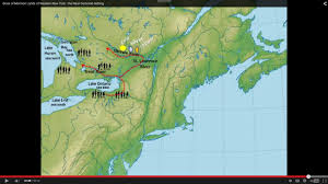St Lawrence Seaway Map Where Is St Lawrence River On A Map Popular River 2017