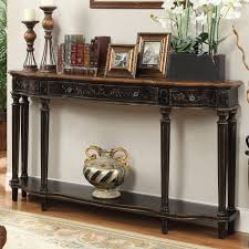 living room console table home design ideas and pictures