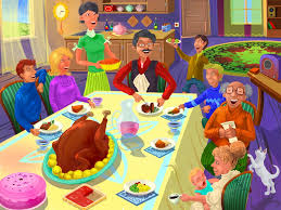 happy thanksgiving jigsaw puzzle in puzzle of the day puzzles on