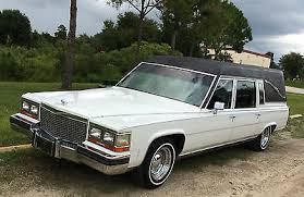 hearse for sale cadillac cadillac hearse cars for sale