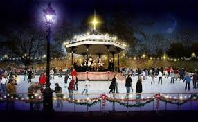 hyde park s santa land winter hyde park and road trips