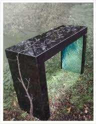 Granite Table Stunning Artistic Granite Table