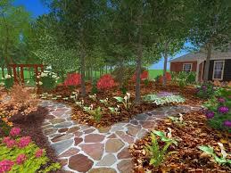 home decor beautiful backyard landscape design backyard
