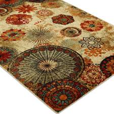 The Home Depot Area Rugs Top 74 Alluring Mohawk Home Caravan Medallion Multi Depot