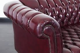vintage leather chesterfield sofa for sale vintage burgundy leather chesterfield sofa for sale at 1stdibs