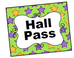 Printable Bathroom Passes Classroom Hall Pass Images Reverse Search