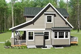 cottage home 3d renderings