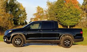 honda truck tailgate 2017 honda ridgeline black edition savage on wheels