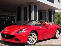 Ferrari California Convertible - 2016 ferrari california t