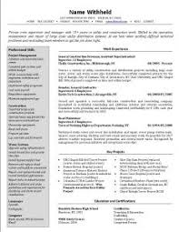 Resume Examples Construction by Examples Of Resumes Resume Example Call Center With Regard To 79