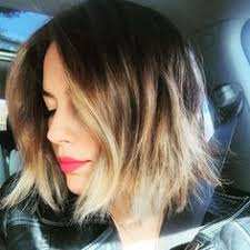 ways to style chin length hair 17 trendiest chin length hairstyles to try styleoholic hair
