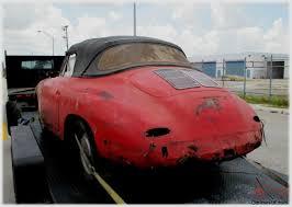 convertible porsche 356 356 1964 convertible complete project