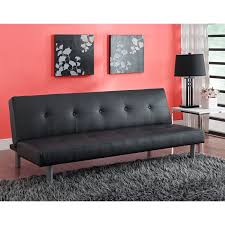 dhp nola futon sofa bed dhp black clean design futon sofa bed