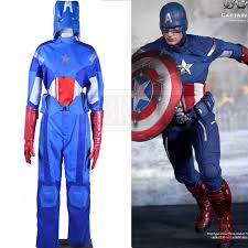ultron costume captain america steve rogers costume age of