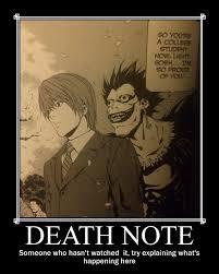 Memes About Death - death note explaination death note know your meme