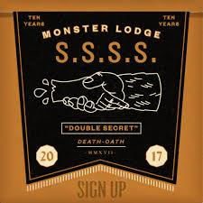 Secret Map Super Seven Secret Society 2017 Memberships Super7