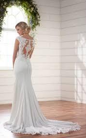 australia wedding dress essense of australia wedding dress style d2238 blush bridal