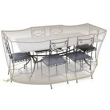 housse de protection pour canapé de jardin housse de protection pour salon de jardin 240 x 130 x 70 cm luxe