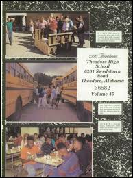 theodore high school yearbook explore 1990 theodore high school yearbook theodore al classmates