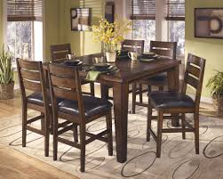 Pub Dining Room Tables Best Furniture Mentor Oh Furniture Store Ashley Furniture