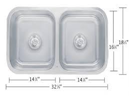cabinet standard size kitchen sink double sink kitchen size
