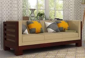 3 seater sofa buy three seater sofa online upto 60 off