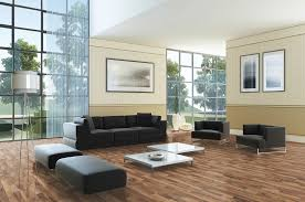 walnut laminate flooring glued for domestic use pefc