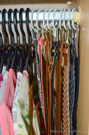 best 25 organizing belts ideas on pinterest closet storage