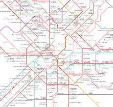 L Train Map Milan Tram System Map Of Italy Interesting Maps Of Italy