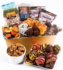 Kosher Gift Baskets Leave The Passover Baking To The Experts Kosher Like Me