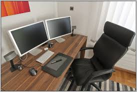 remarkable laptop desk setup catchy office design inspiration with