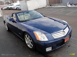 cadillac xlr hardtop convertible cadillac xlr blue 28 images xenon blue 2004 cadillac xlr