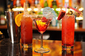 image result for cocktail bar coctail recipes champage cheer