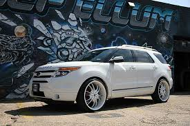 Ford Explorer Parts - rad rides your custom car truck suv source