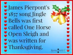 facts advent day 16 facts jingle bells and gemini