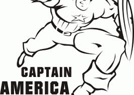 captain america coloring pages coloring4free