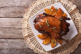 cuisiner le canard recette canard à l orange et grand marnier