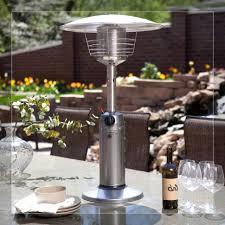 Patio Heater Wont Light Table Fireflytm 2 1kw Table Top Heater Diy Table Top Heater