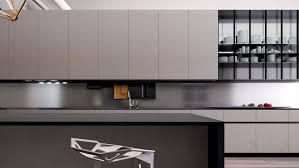 loft kitchen ideas elmar home loft kitchen by c d design finishes tall units clay